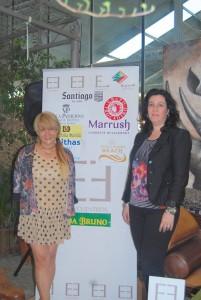 Presentación de Gat@s, perr@s y viceversa, en Marbella, junto a Amparo de la Gama. Mayo 2016
