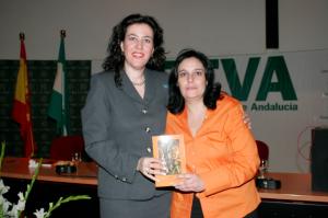 Presentación del libro 'Miguel en el Reino de los Gnomos' 2007.