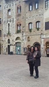San Gimignano. Noviembre 2015.