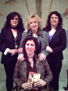 Presentación del libro 'La ciudad de las hadas' 2011.