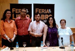 Presentación de la editorial 'Los Libros de Umsaloua'. Feria del Libro de Sevilla 2007.