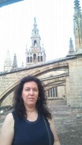 En las cubiertas de la catedral de Sevilla