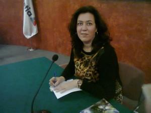 Presentación del libro 'Gat@s, perr@s... y viceversa II' con la ONG Arca Sevilla, 2014.