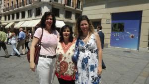 Feria del Libro de Sevilla, presentación del poemario de María Luisa Víu.