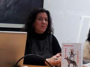 Presentación del libro 'Gat@s, perr@s... y viceversa I' con la ONG Arca Sevilla, 2012.