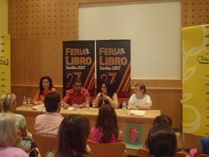 Feria del Libro de Sevilla 2007.